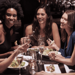 Dinner With Girlfriends…Remember Times Like These?