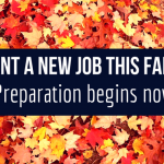 Early Fall: One of the BEST Times Of Year to Look For a Job!