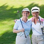 Health Benefits of Golf for Senior Women