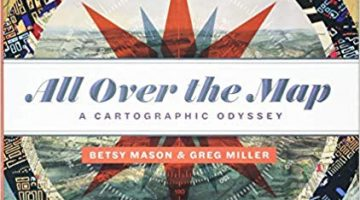 National Geographic: ALL OVER THE MAP With Betsy Mason